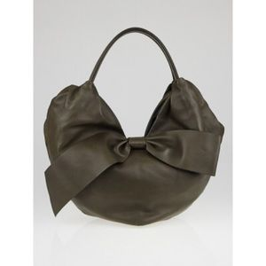 Valentino Folie Bow hobo bag